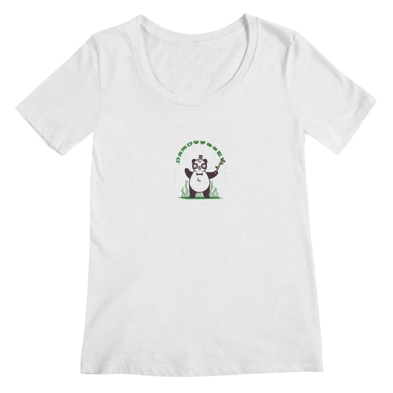 Bamboozled Women's Scoopneck by Randyotter