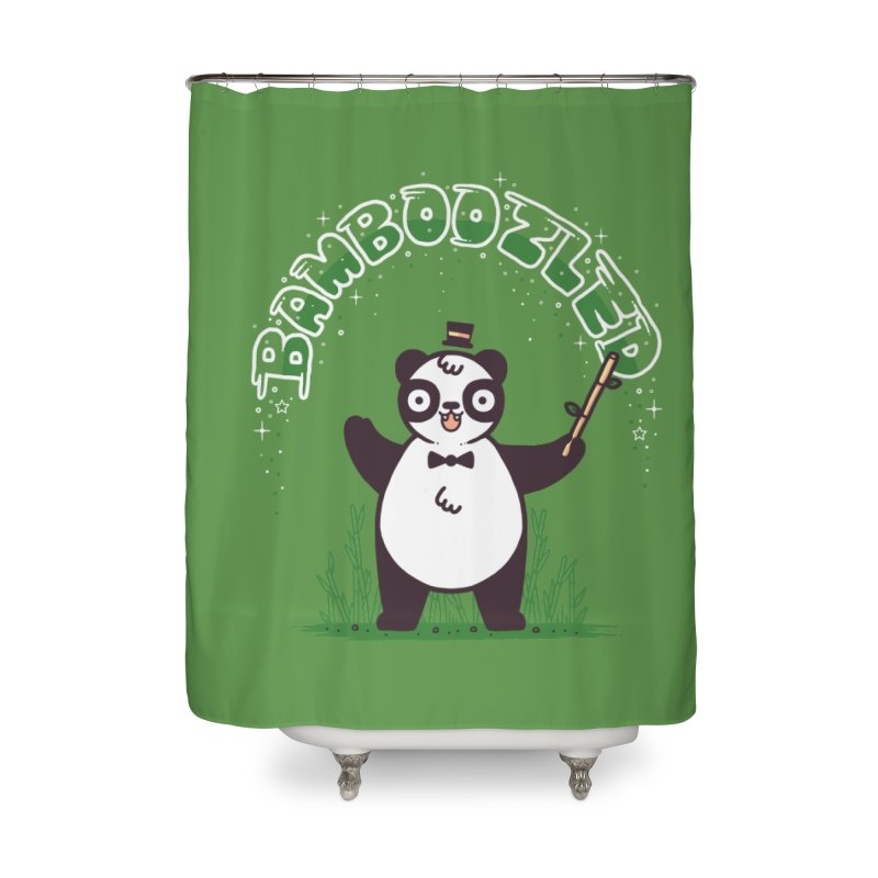 Bamboozled Home Shower Curtain by Randyotter