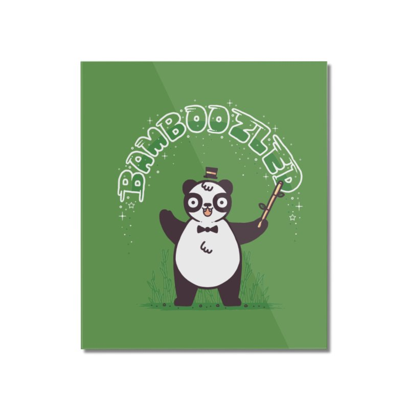 Bamboozled Home Mounted Acrylic Print by Randyotter