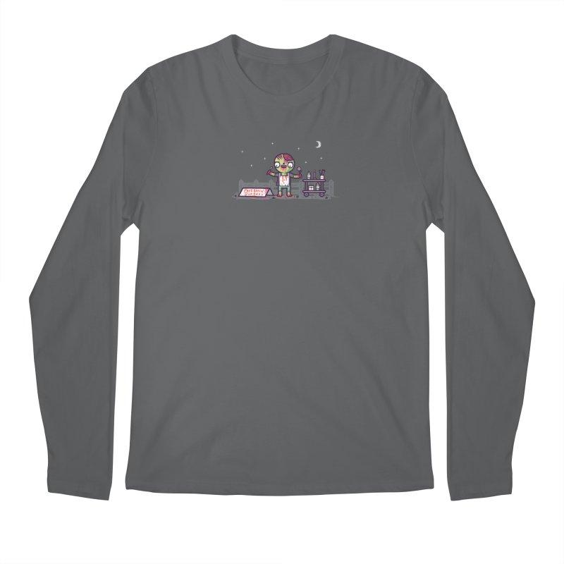 Brain surgery  Men's Longsleeve T-Shirt by Randyotter