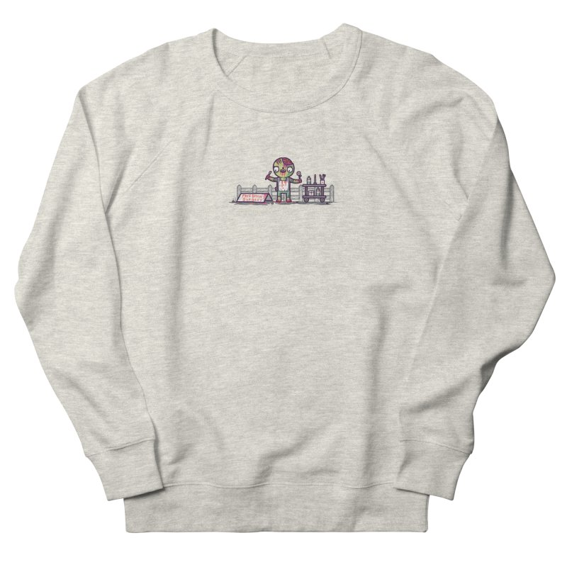 Brain surgery  Women's Sweatshirt by Randyotter