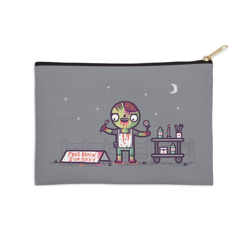 Brain surgery  Accessories Zip Pouch by Randyotter