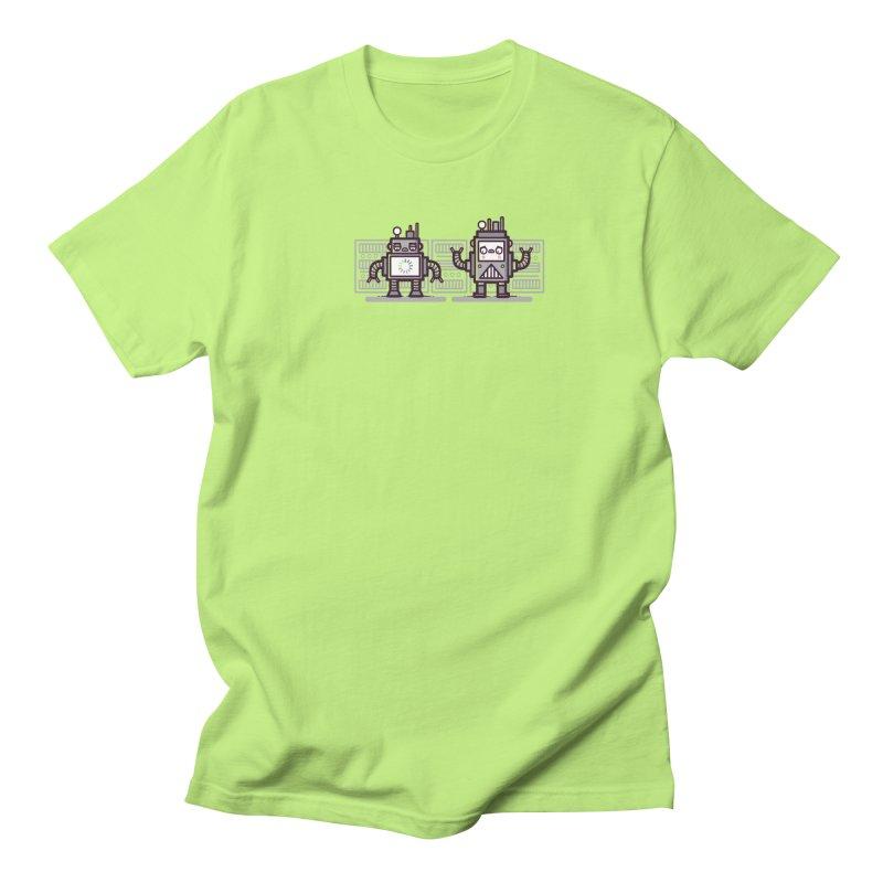 Buffering Women's Unisex T-Shirt by Randyotter