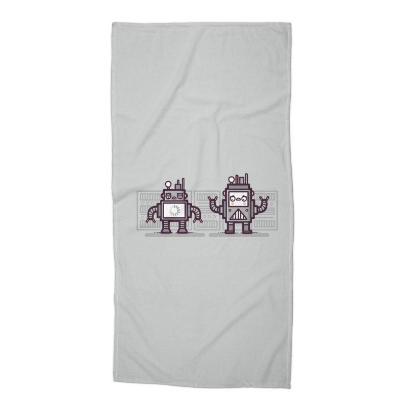 Buffering Accessories Beach Towel by Randyotter