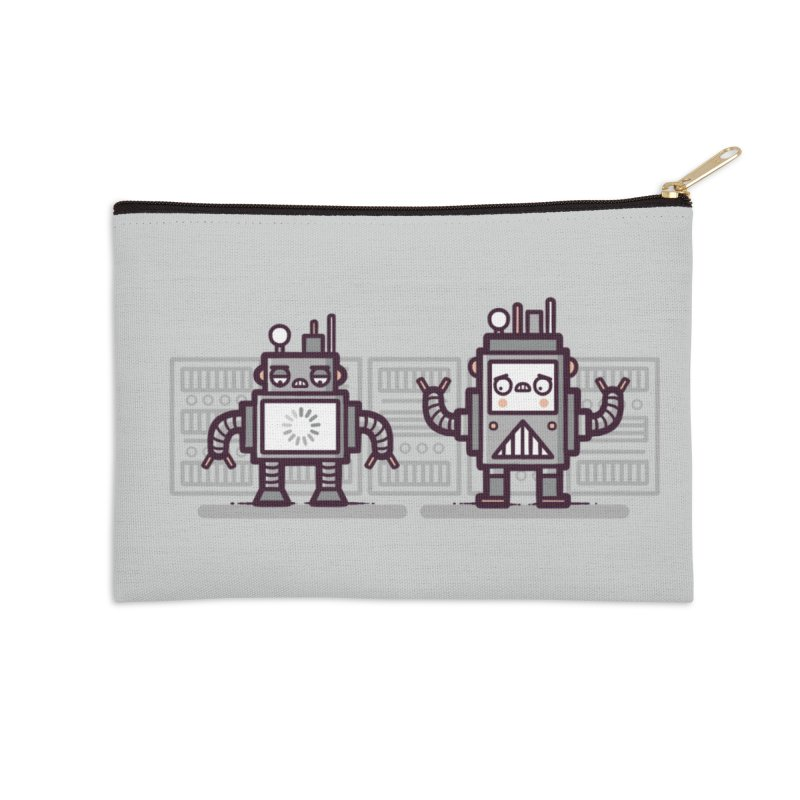 Buffering Accessories Zip Pouch by Randyotter