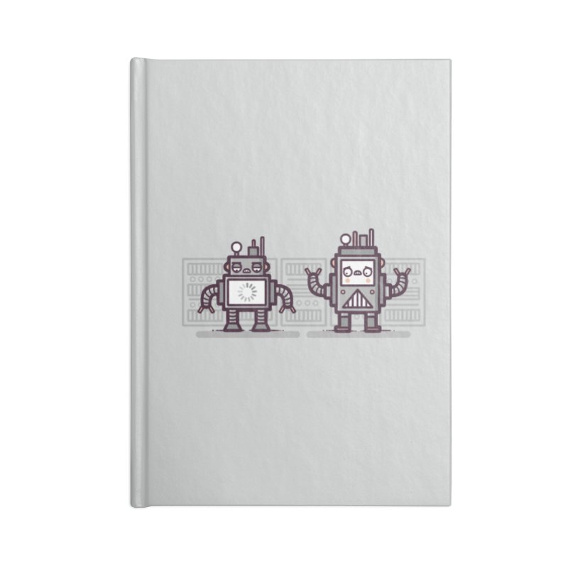 Buffering Accessories Notebook by Randyotter