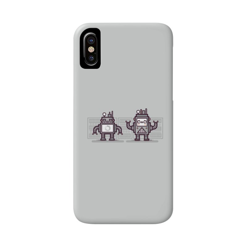 Buffering Accessories Phone Case by Randyotter