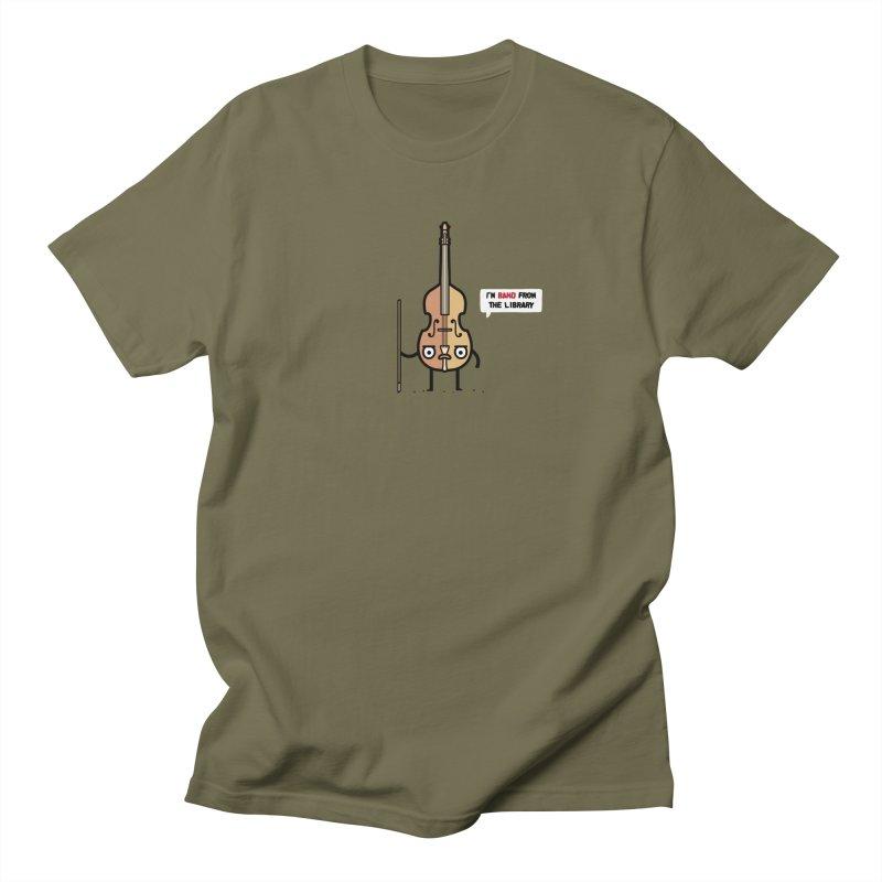 Band! Women's Unisex T-Shirt by Randyotter