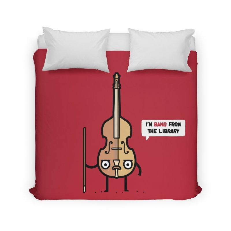 Band! Home Duvet by Randyotter