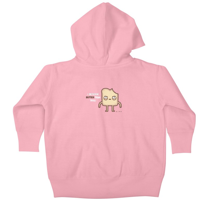 Butter Kids Baby Zip-Up Hoody by Randyotter