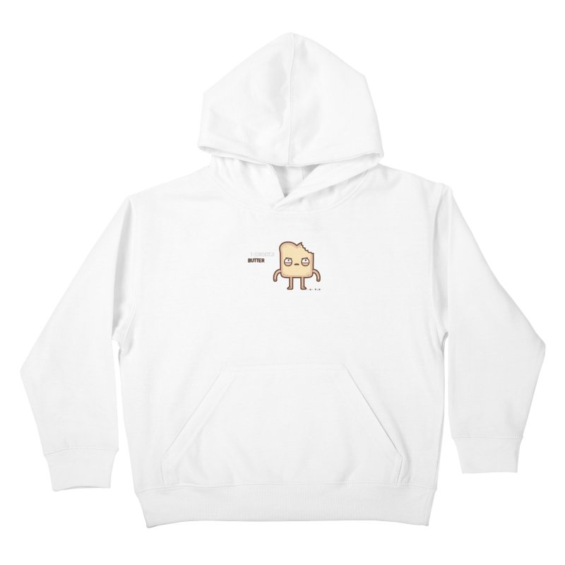 Butter Kids Pullover Hoody by Randyotter