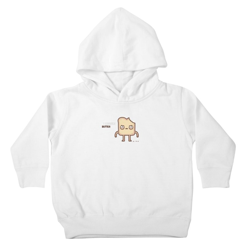 Butter Kids Toddler Pullover Hoody by Randyotter