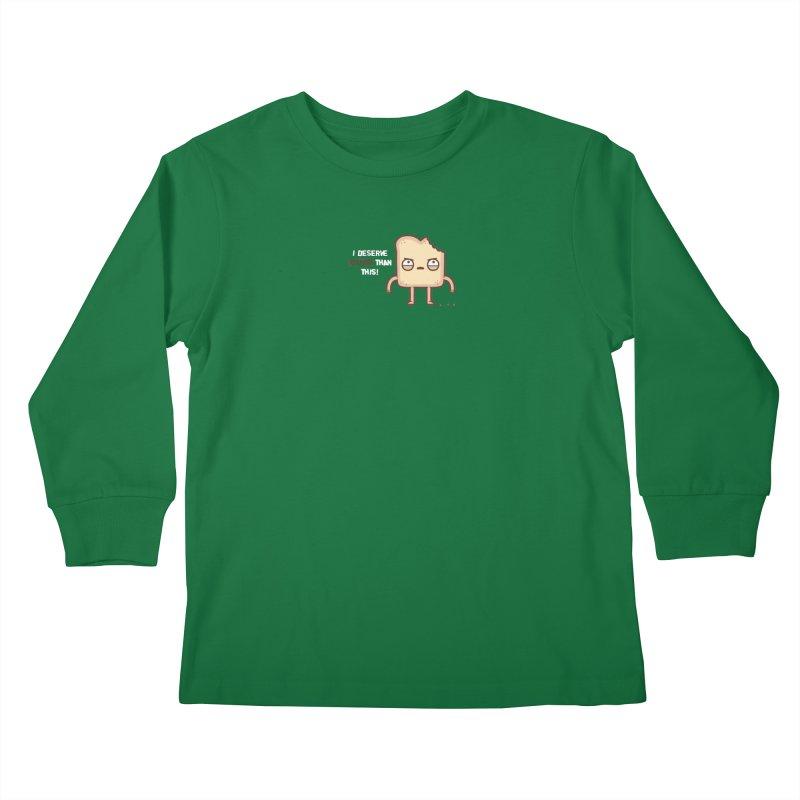 Butter Kids Longsleeve T-Shirt by Randyotter