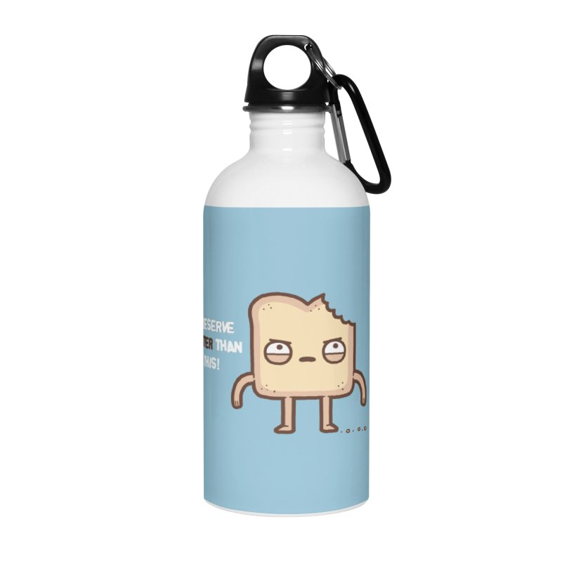 Butter Accessories Water Bottle by Randyotter