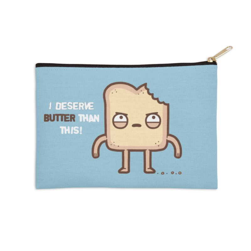 Butter Accessories Zip Pouch by Randyotter