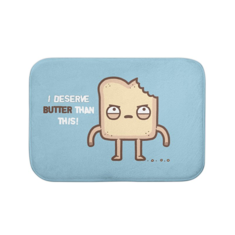 Butter Home Bath Mat by Randyotter