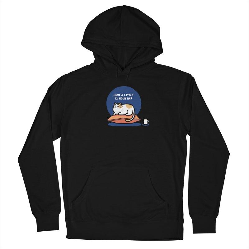 Cat nap Men's Pullover Hoody by Randyotter