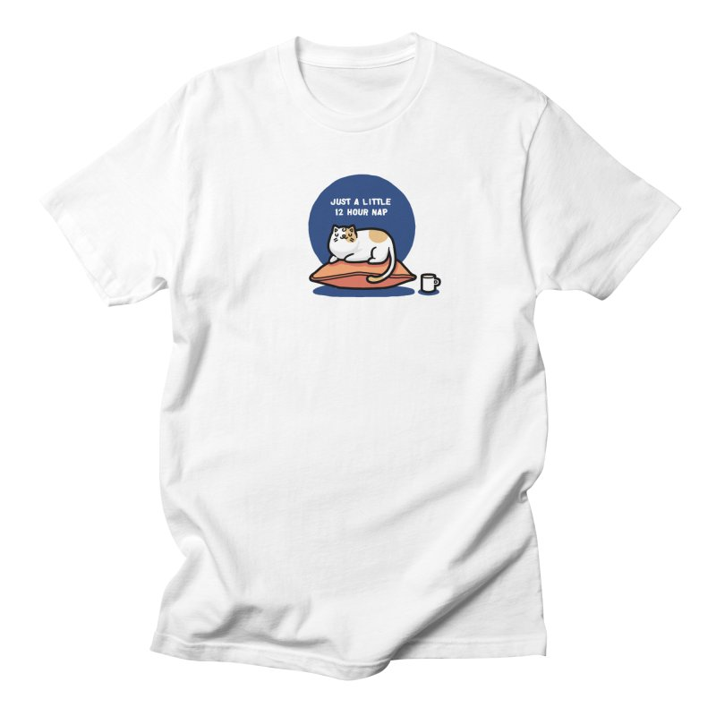 Cat nap Women's Unisex T-Shirt by Randyotter