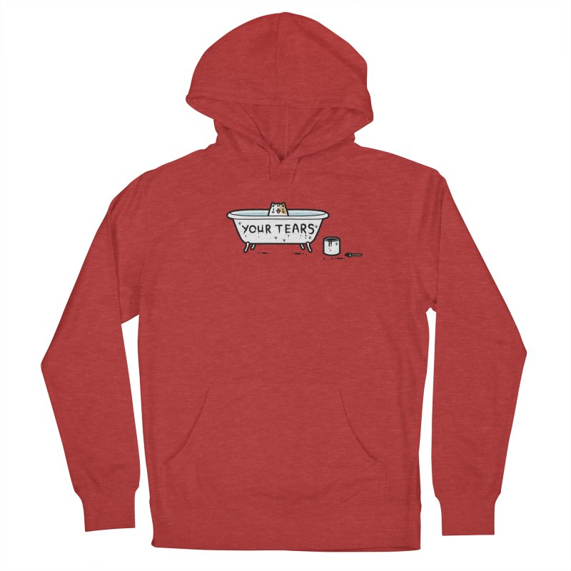 Bath time Men's Pullover Hoody by Randyotter