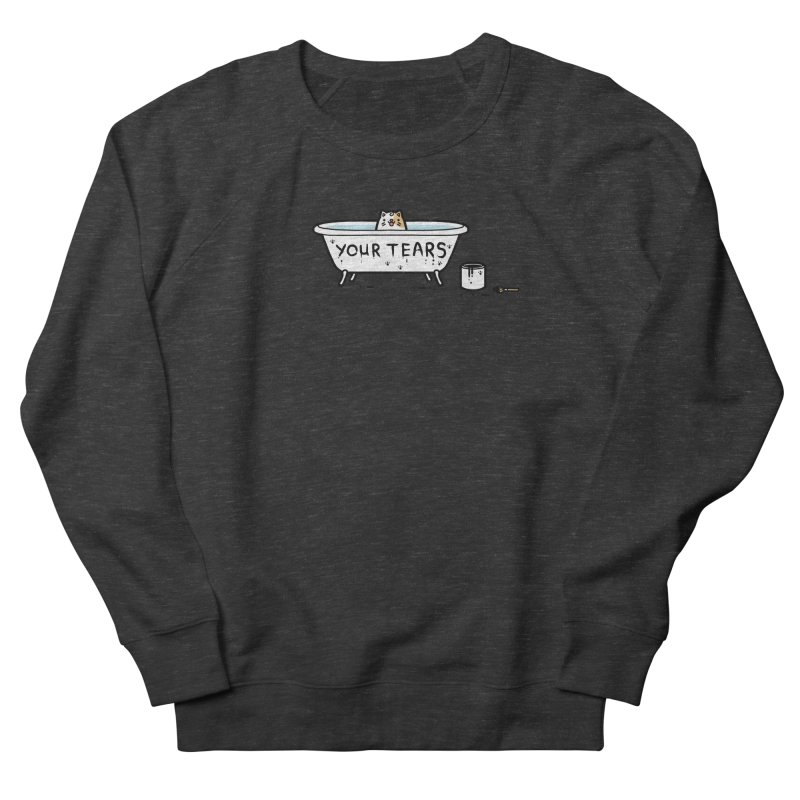 Bath time Men's Sweatshirt by Randyotter