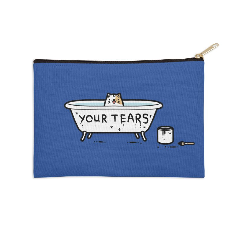Bath time Accessories Zip Pouch by Randyotter