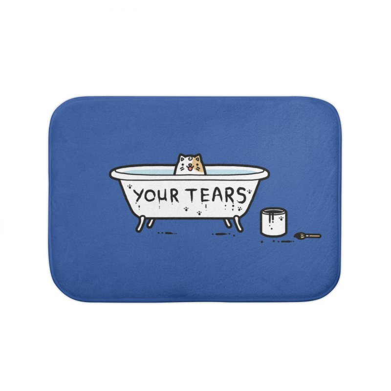 Bath time Home Bath Mat by Randyotter