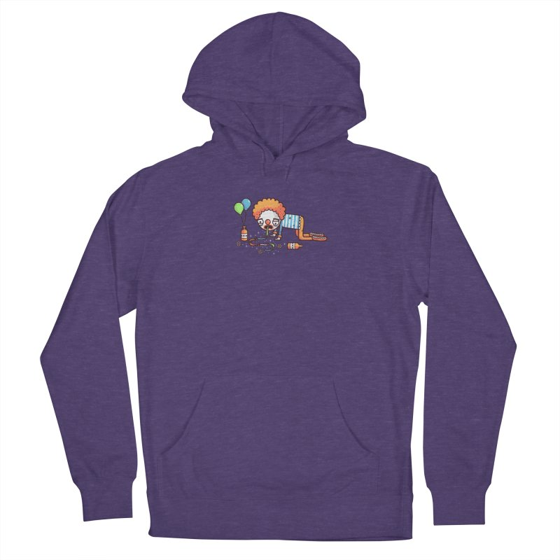 Not funny Women's French Terry Pullover Hoody by Randyotter