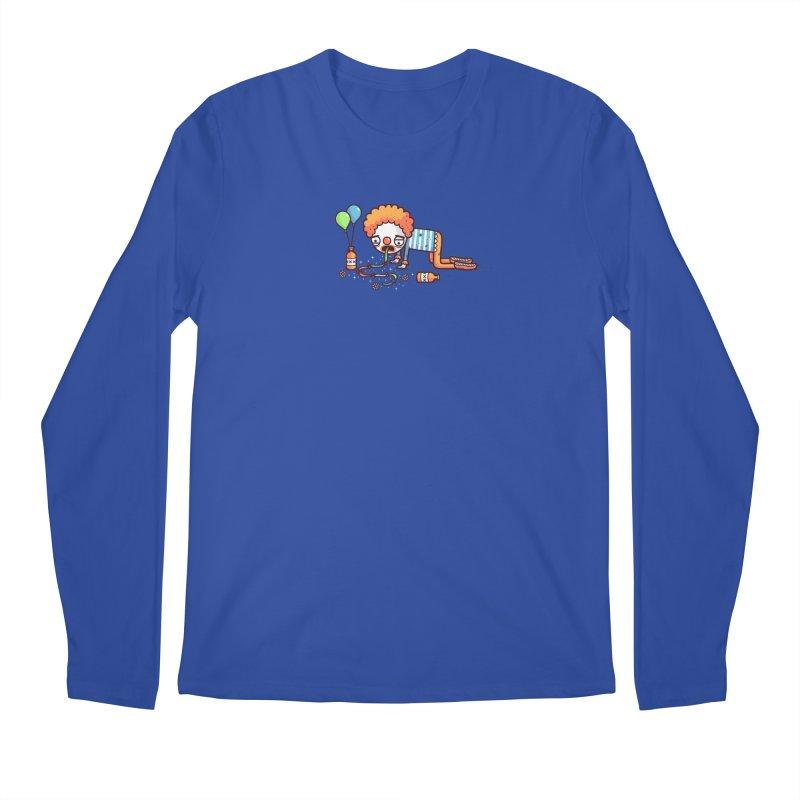 Not funny Men's Longsleeve T-Shirt by Randyotter