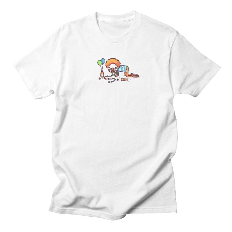 Not funny Men's T-Shirt by Randyotter