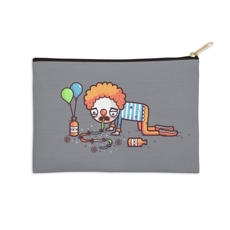 Not funny Accessories Zip Pouch by Randyotter