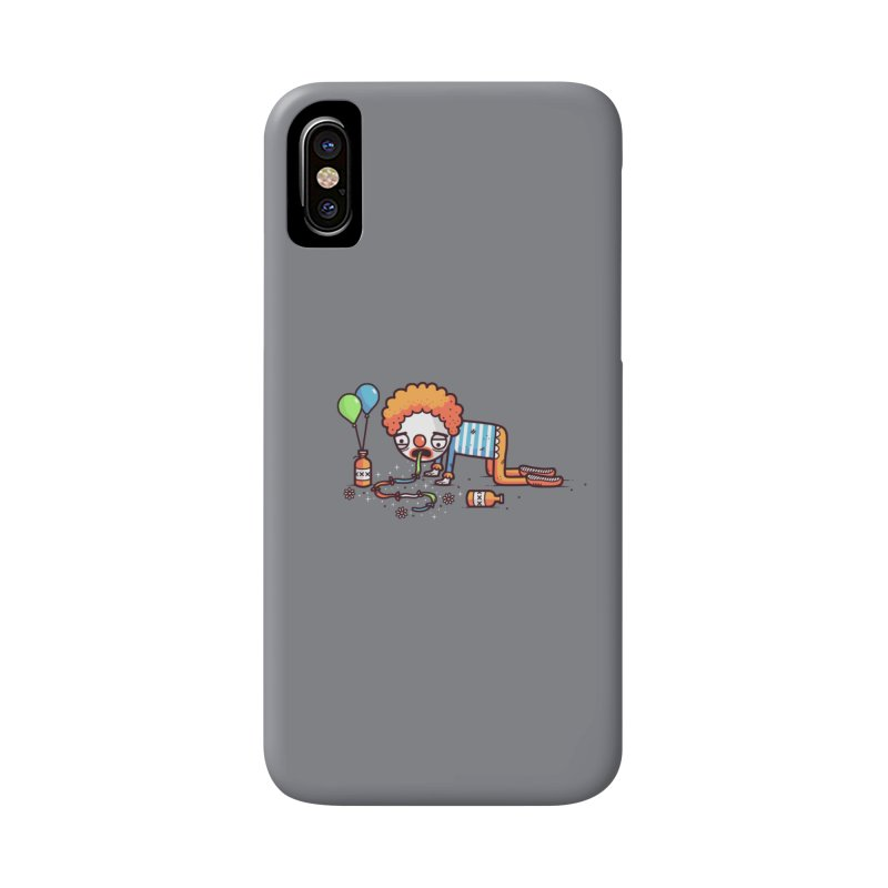 Not funny Accessories Phone Case by Randyotter