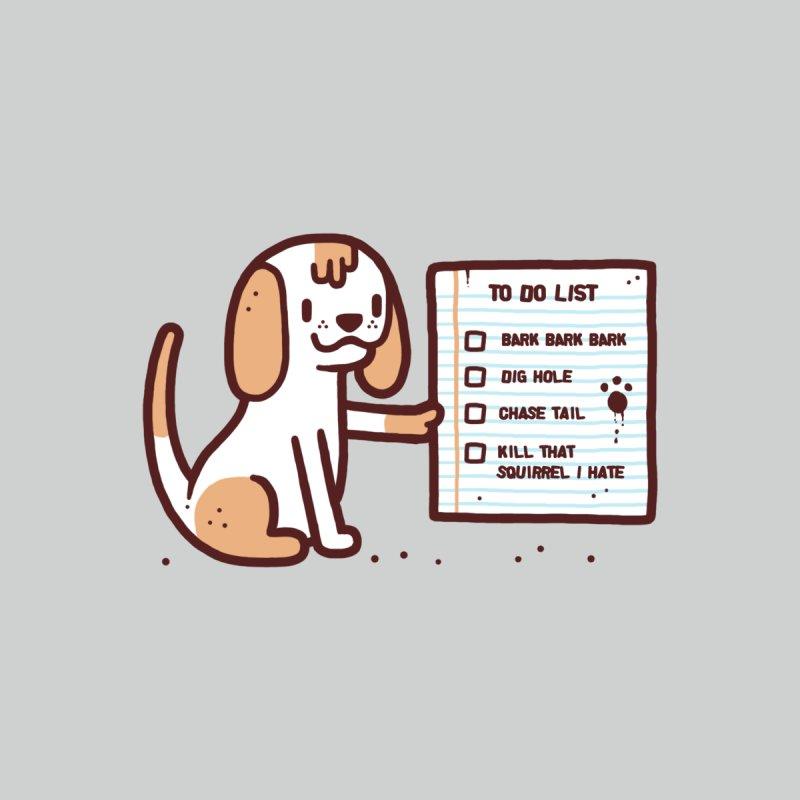 Dog to do Men's Sweatshirt by Randyotter