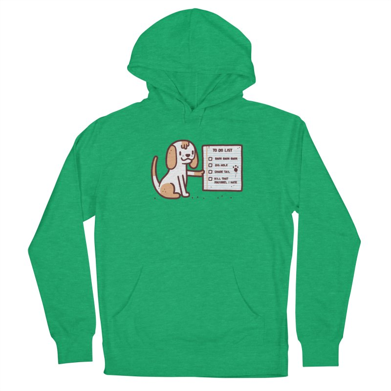 Dog to do Women's Pullover Hoody by Randyotter