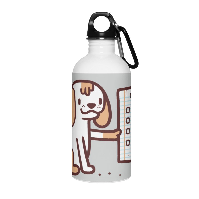 Dog to do Accessories Water Bottle by Randyotter