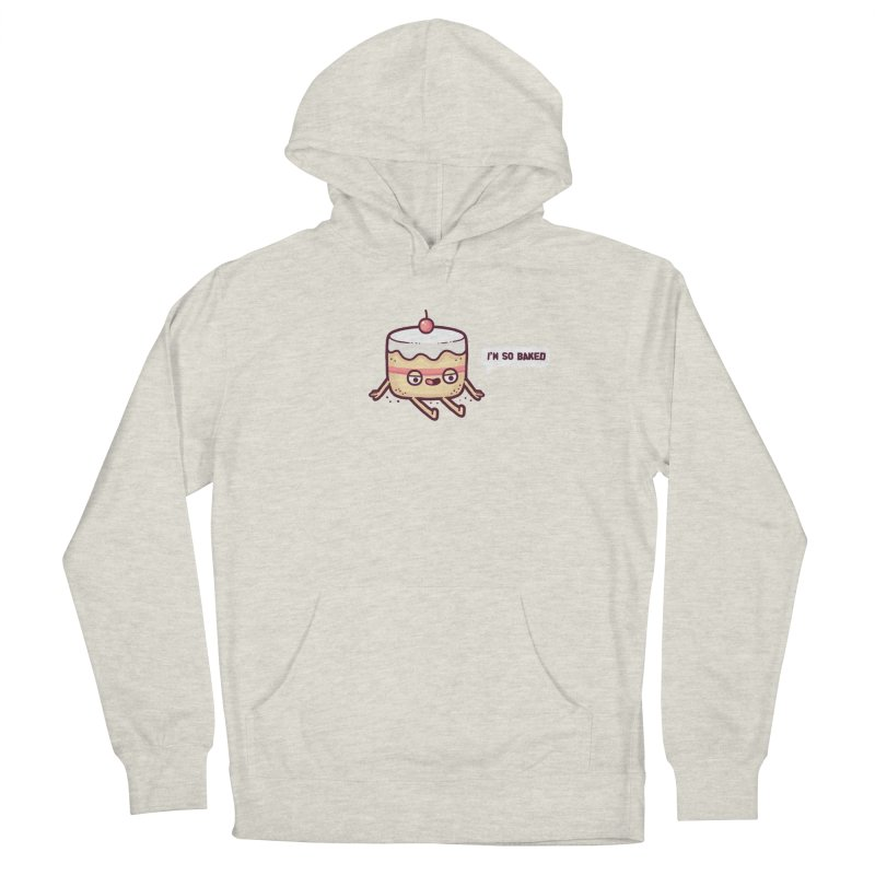 Baked Men's Pullover Hoody by Randyotter