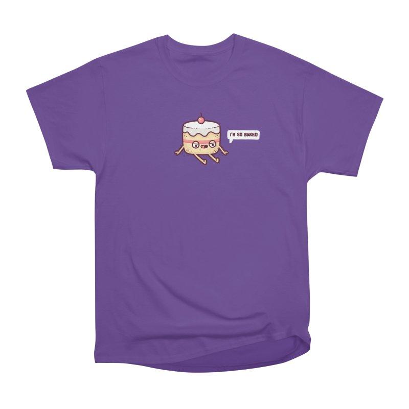 Baked Women's Heavyweight Unisex T-Shirt by Randyotter