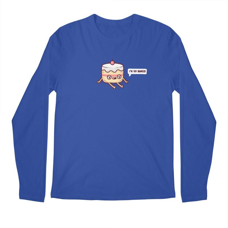 Baked Men's Longsleeve T-Shirt by Randyotter