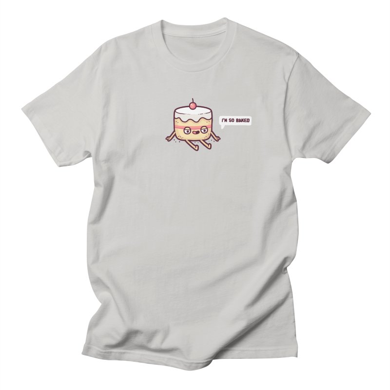 Baked Men's T-Shirt by Randyotter
