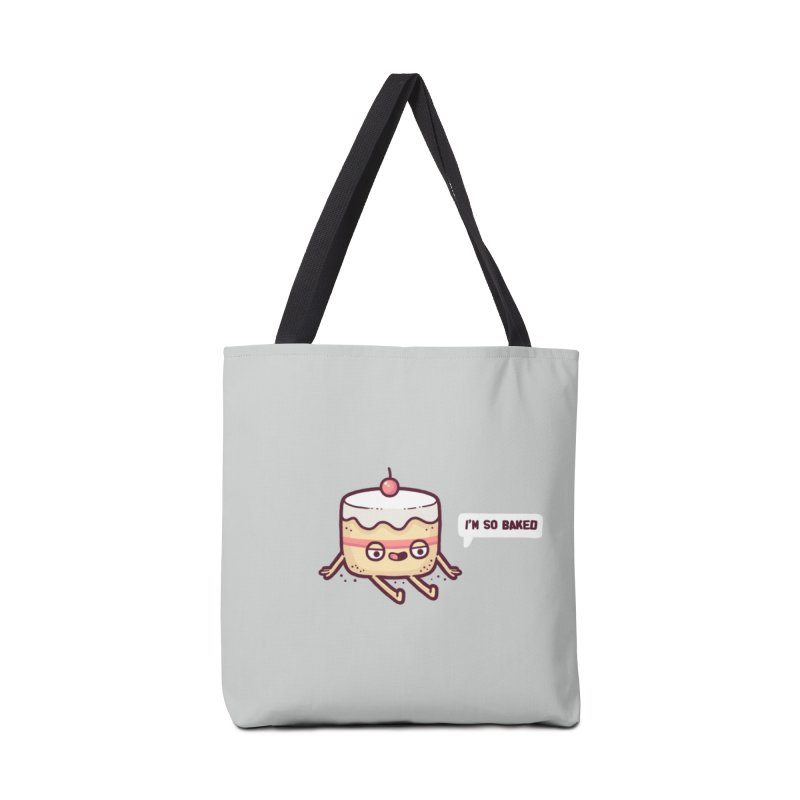 Baked Accessories Bag by Randyotter
