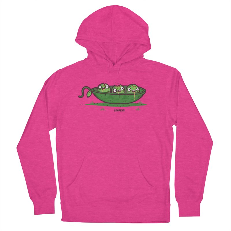 Zompeas Women's Pullover Hoody by Randyotter