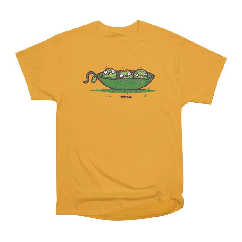 Zompeas Men's Heavyweight T-Shirt by Randyotter