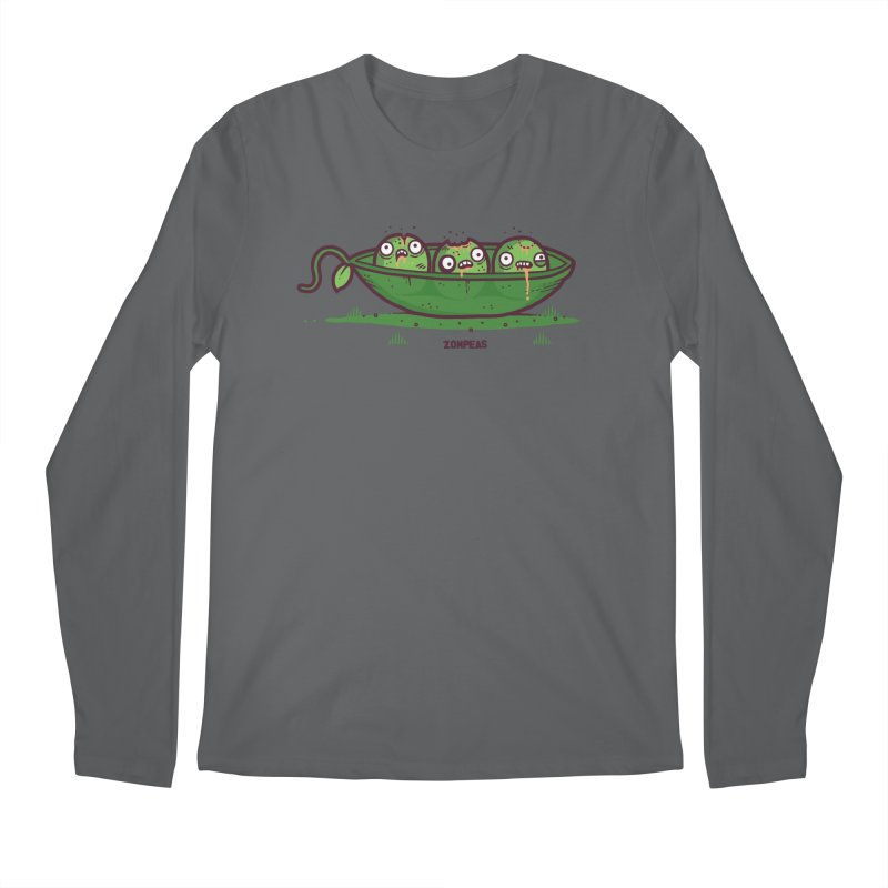 Zompeas Men's Regular Longsleeve T-Shirt by Randyotter