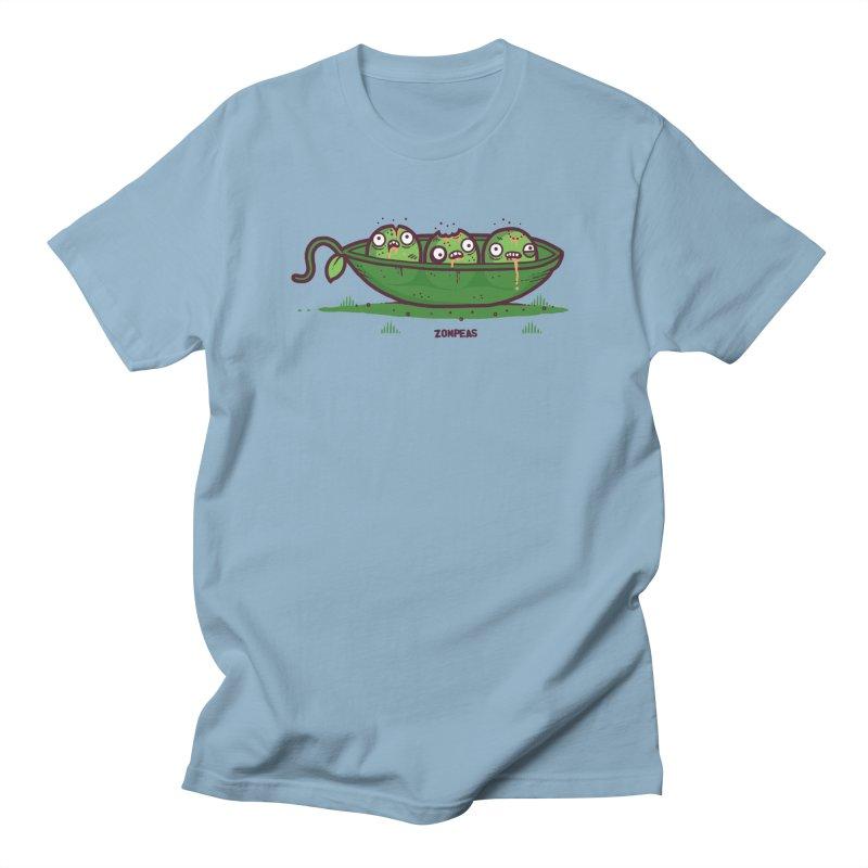 Zompeas Women's Regular Unisex T-Shirt by Randyotter