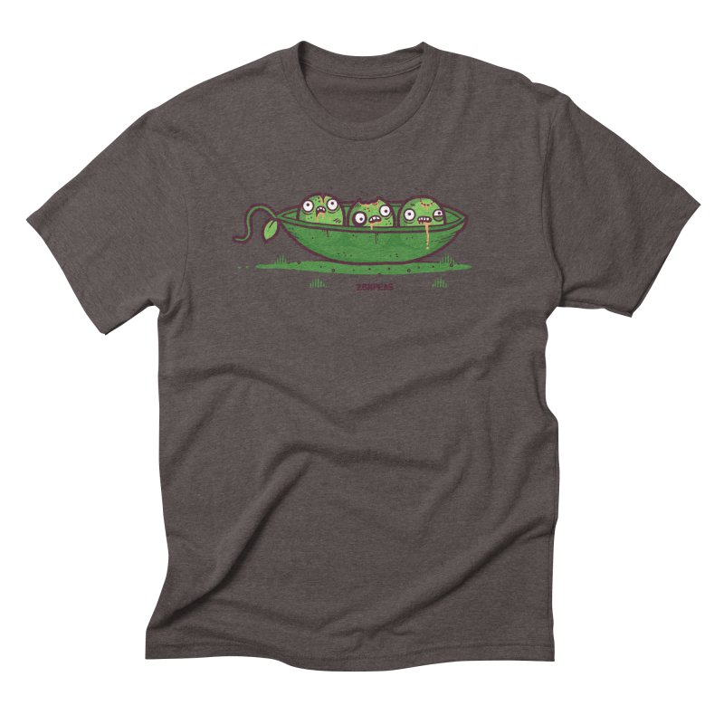 Zompeas Men's Triblend T-Shirt by Randyotter