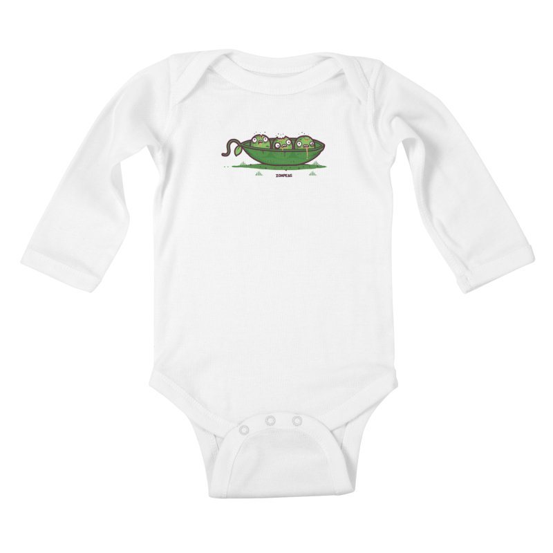 Zompeas Kids Baby Longsleeve Bodysuit by Randyotter