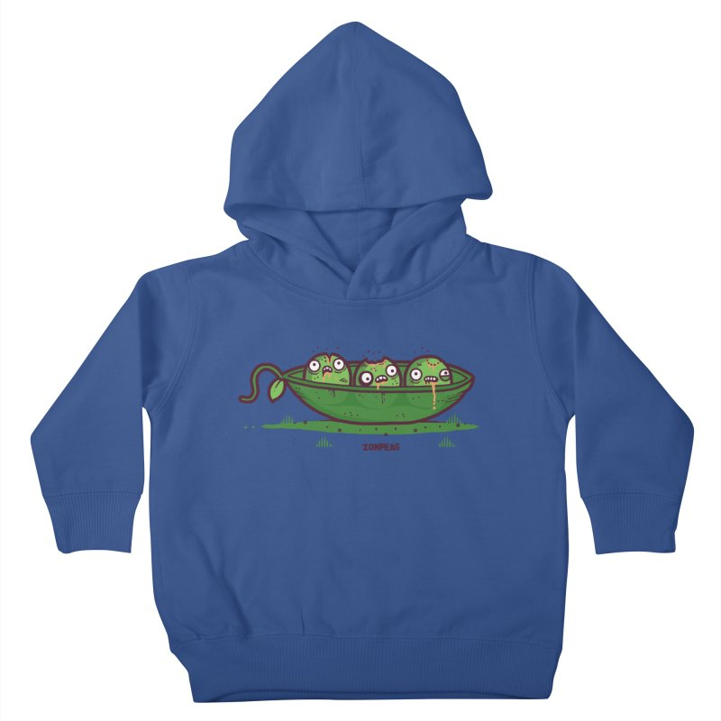 Zompeas Kids Toddler Pullover Hoody by Randyotter