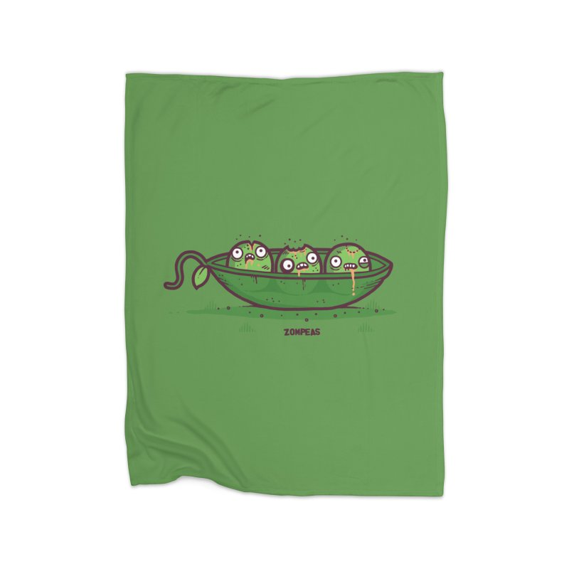 Zompeas Home Blanket by Randyotter
