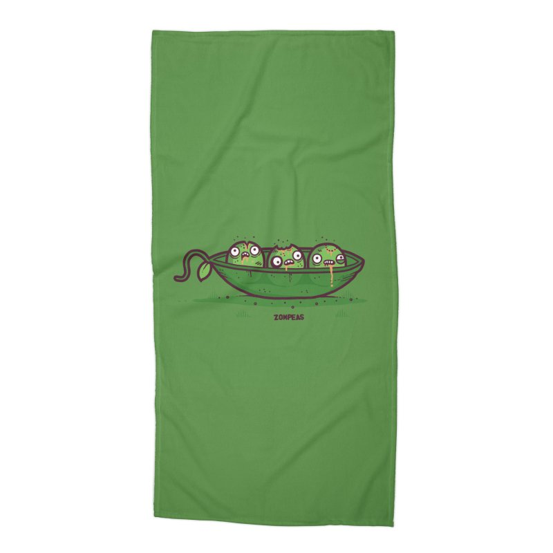 Zompeas Accessories Beach Towel by Randyotter