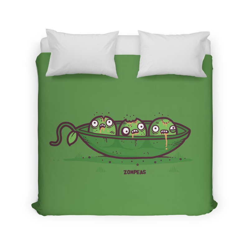 Zompeas Home Duvet by Randyotter