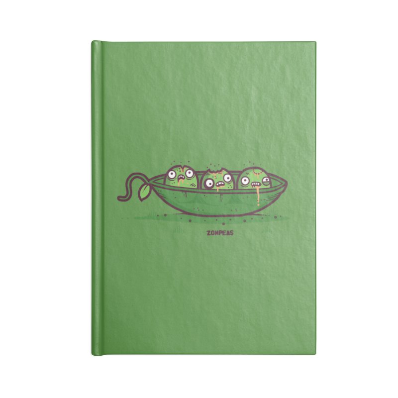 Zompeas Accessories Notebook by Randyotter